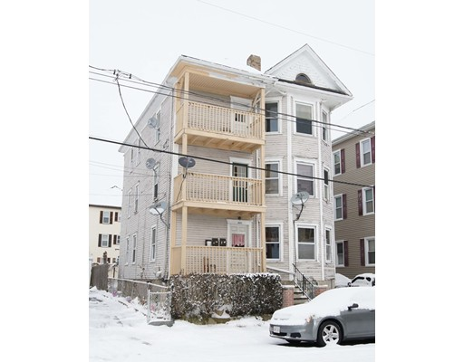 Multi-Family Home for Sale at 305 Davis Street New Bedford, Massachusetts 02746 United States