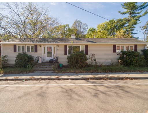 Single Family Home for Sale at 195 Main Street 195 Main Street Millville, Massachusetts 01529 United States