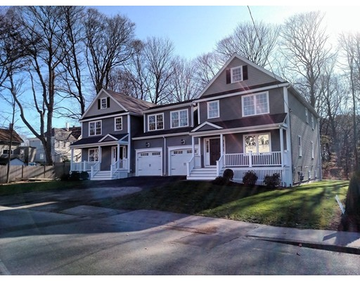 Single Family Home for Sale at 6 FISHER Street 6 FISHER Street Natick, Massachusetts 01760 United States