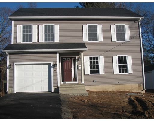 Single Family Home for Sale at 26 Woodlawn Street 26 Woodlawn Street East Longmeadow, Massachusetts 01028 United States
