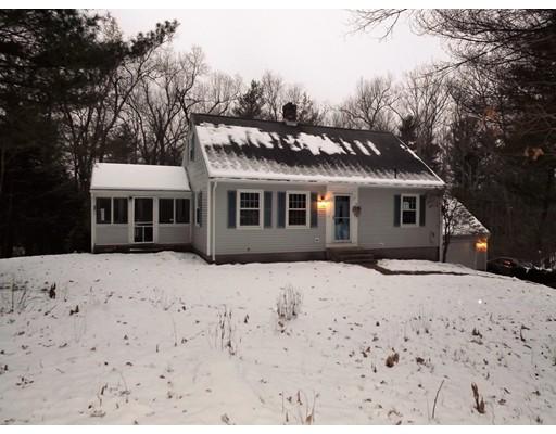独户住宅 为 销售 在 14 Circle Drive Monson, 马萨诸塞州 01057 美国