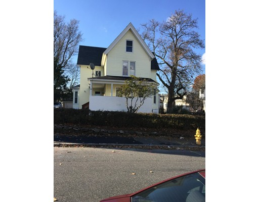 Multi-Family Home for Sale at 28 Richards Street Worcester, Massachusetts 01603 United States