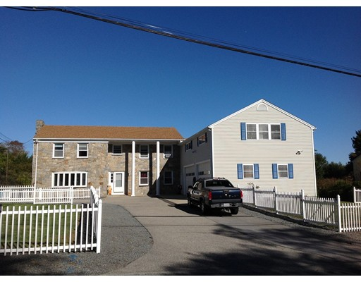 Single Family Home for Rent at 763 Wood Street 763 Wood Street Swansea, Massachusetts 02777 United States