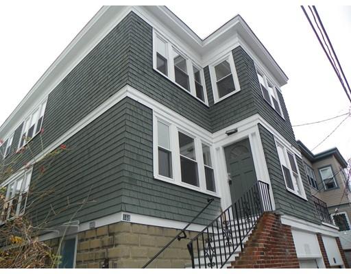 Single Family Home for Rent at 168 Bellingham Street 168 Bellingham Street Chelsea, Massachusetts 02150 United States
