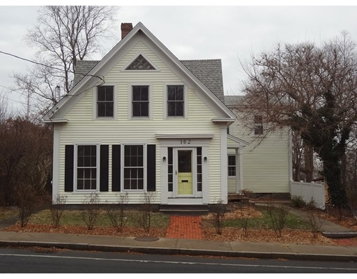 Single Family Home for Rent at 162 Sandwich Street 162 Sandwich Street Plymouth, Massachusetts 02360 United States