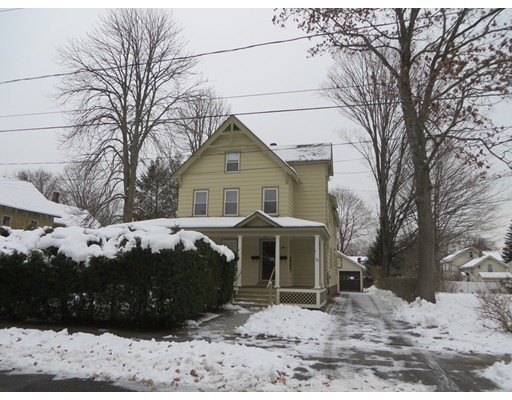 Single Family Home for Sale at 30 Grinnell Street Greenfield, Massachusetts 01301 United States