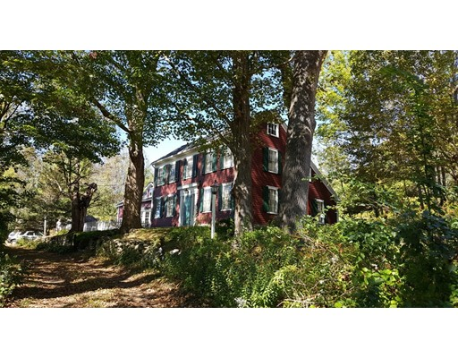 Single Family Home for Sale at 390 Main Street 390 Main Street Rutland, Massachusetts 01543 United States
