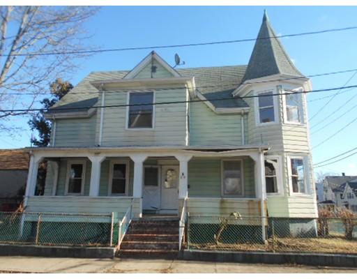 Single Family Home for Sale at 29 Morey Street Attleboro, Massachusetts 02703 United States