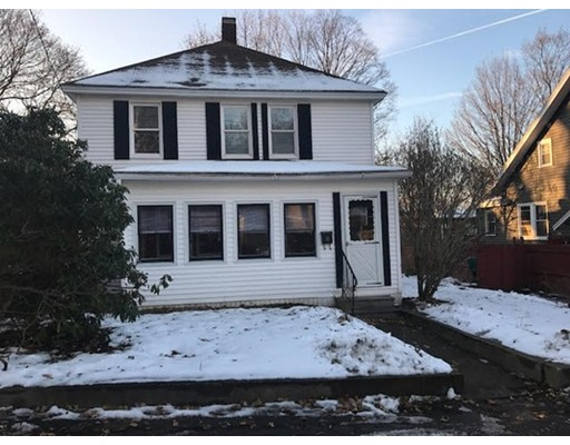 Single Family Home for Sale at 40 East Street 40 East Street Clinton, Massachusetts 01510 United States