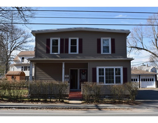 تاون هاوس للـ Rent في 469 Walnut St #1 469 Walnut St #1 Saugus, Massachusetts 01906 United States