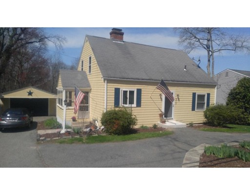 Single Family Home for Sale at 217 Prospect Street 217 Prospect Street East Longmeadow, Massachusetts 01028 United States