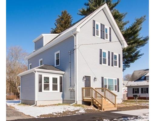 Casa Unifamiliar por un Alquiler en 79 Kilmer 79 Kilmer Taunton, Massachusetts 02780 Estados Unidos