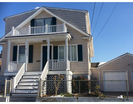 独户住宅 为 销售 在 14 Apulia Street 14 Apulia Street East Providence, 罗得岛 02914 美国