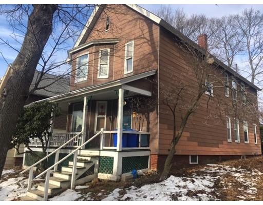 Maison unifamiliale pour l Vente à 42 Duxbury 42 Duxbury Worcester, Massachusetts 01605 États-Unis