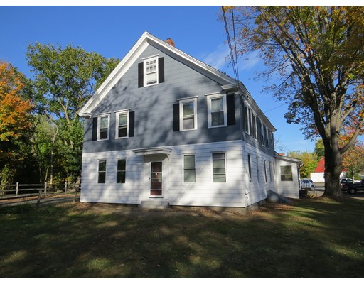 Single Family Home for Sale at 40 West Street 40 West Street Hadley, Massachusetts 01035 United States