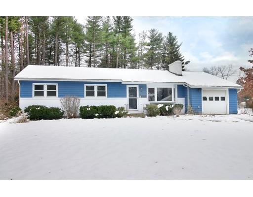 واحد منزل الأسرة للـ Sale في 40 Kensington Drive 40 Kensington Drive Chelmsford, Massachusetts 01824 United States