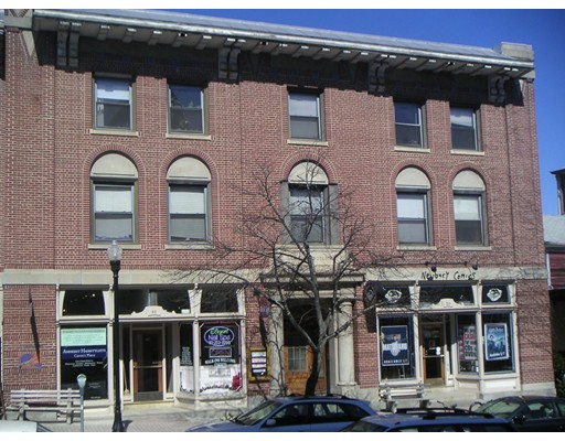 Commercial for Rent at 44 Main Street 44 Main Street Amherst, Massachusetts 01002 United States