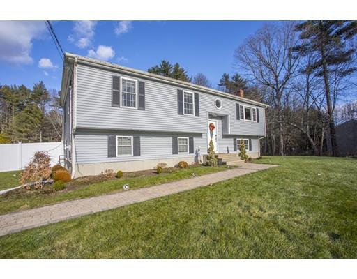 واحد منزل الأسرة للـ Sale في 403 Foundry Street 403 Foundry Street Easton, Massachusetts 02356 United States
