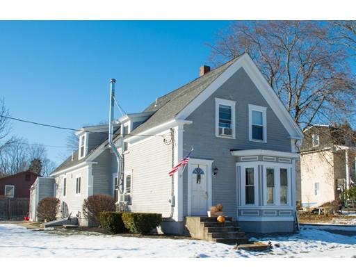 Casa Unifamiliar por un Venta en 3 Saint Ann Street Pepperell, Massachusetts 01463 Estados Unidos