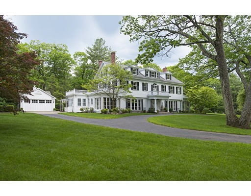 Single Family Home for Sale at 58 Webster Road 58 Webster Road Weston, Massachusetts 02493 United States