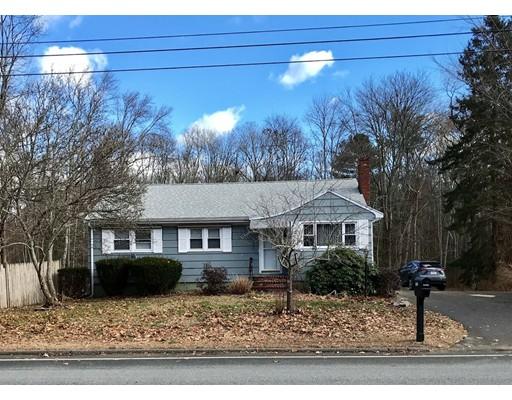 独户住宅 为 出租 在 1012 Sumner Street 1012 Sumner Street 斯托顿, 马萨诸塞州 02072 美国