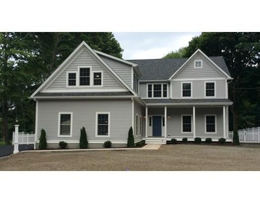 Single Family Home for Sale at 223 East Street Sharon, Massachusetts 02067 United States