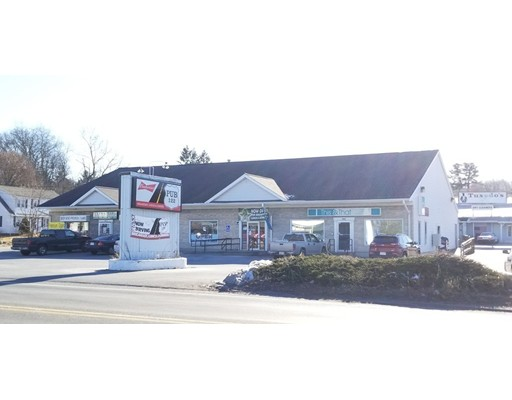 Commercial for Sale at 215 Worcester Street 215 Worcester Street Grafton, Massachusetts 01536 United States