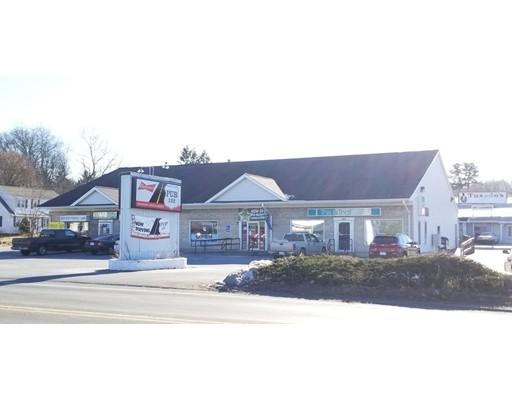 Commercial pour l Vente à 215 Worcester Street 215 Worcester Street Grafton, Massachusetts 01536 États-Unis