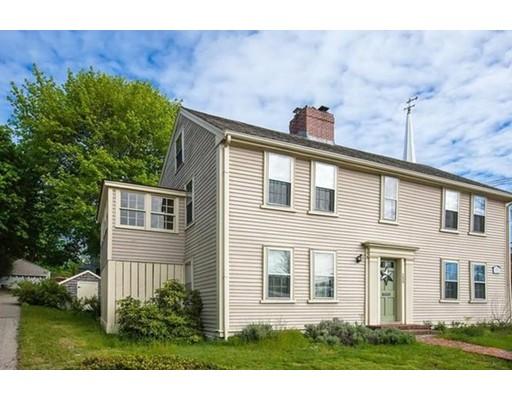 共管式独立产权公寓 为 销售 在 239 North Street 欣厄姆, 02043 美国