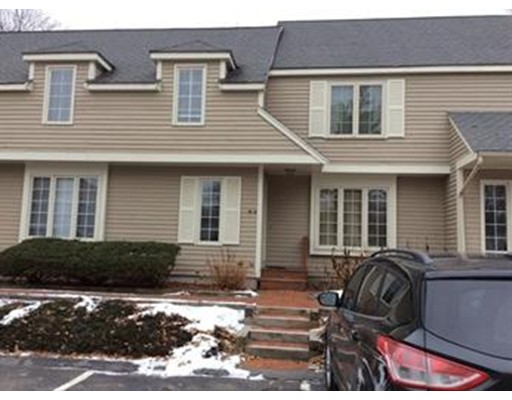 Townhouse for Rent at 89 E Hartford Ave #1E 89 E Hartford Ave #1E Uxbridge, Massachusetts 01569 United States