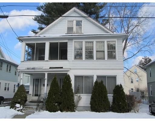 Многосемейный дом для того Продажа на 53 West Glen Street 53 West Glen Street Holyoke, Массачусетс 01040 Соединенные Штаты