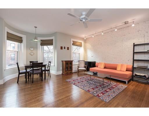 Single Family Home for Rent at 108 St. Botolph Street Boston, Massachusetts 02115 United States