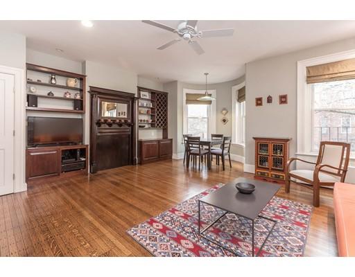 Casa Unifamiliar por un Alquiler en 108 St. Botolph Street Boston, Massachusetts 02115 Estados Unidos