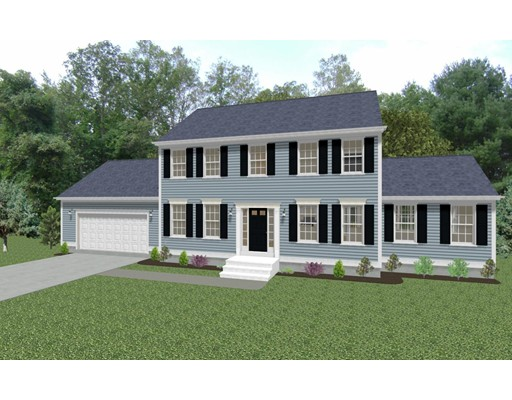 Single Family Home for Sale at 110 Goldfinch Drive Raynham, 02767 United States