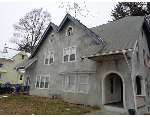 Single Family Home for Rent at 70 Leyfred Terrace 70 Leyfred Terrace Springfield, Massachusetts 01108 United States