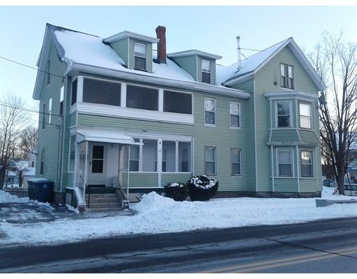 独户住宅 为 出租 在 120 Pleasant Street Leominster, 01453 美国