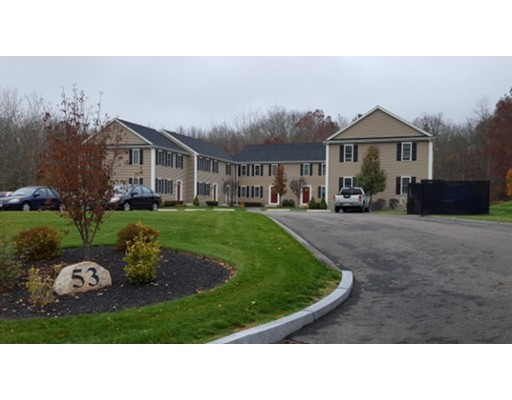 تاون هاوس للـ Rent في 53 Gatsby Drive #G 53 Gatsby Drive #G Raynham, Massachusetts 02767 United States