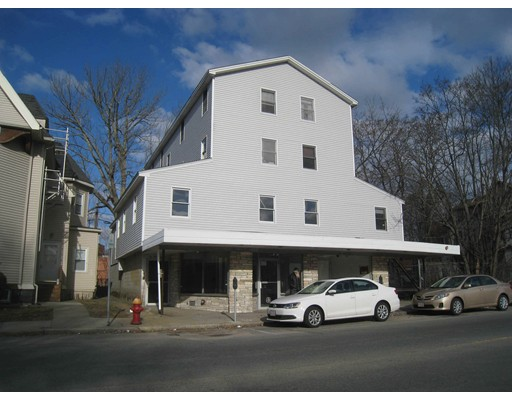 Multi-Family Home for Sale at 56 Broadway 56 Broadway Taunton, Massachusetts 02780 United States