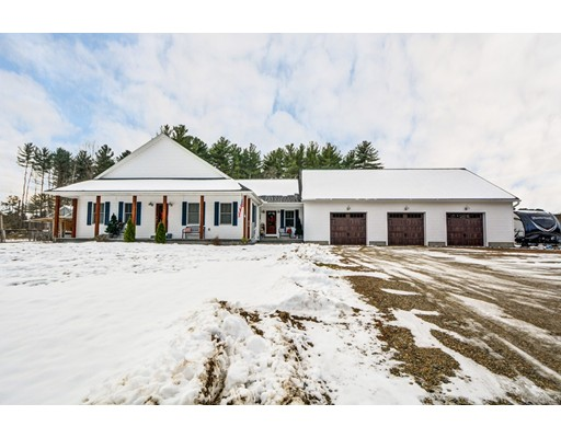 Single Family Home for Sale at 30 Indian Inn Road 30 Indian Inn Road Thompson, Connecticut 06277 United States
