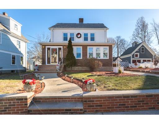 Maison unifamiliale pour l Vente à 80 Somerset Avenue 80 Somerset Avenue Winthrop, Massachusetts 02152 États-Unis