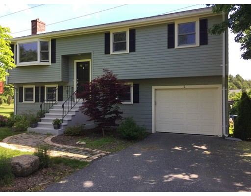 Single Family Home for Rent at 4 Tournament Drive 4 Tournament Drive Natick, Massachusetts 01760 United States