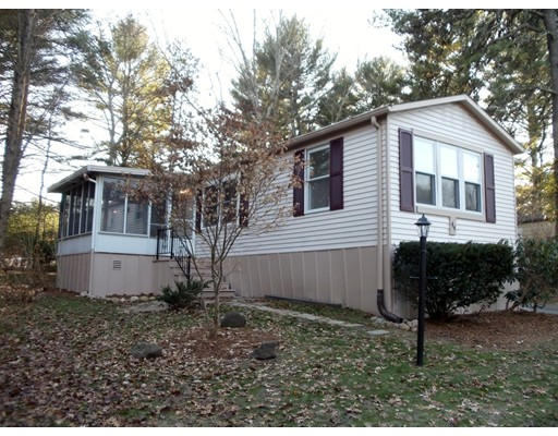 Single Family Home for Sale at 44 Kennedy Drive 44 Kennedy Drive Carver, Massachusetts 02330 United States