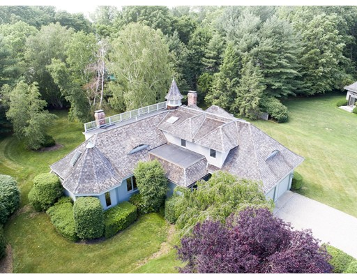 Single Family Home for Sale at 298 South Main Street 298 South Main Street Cohasset, Massachusetts 02025 United States