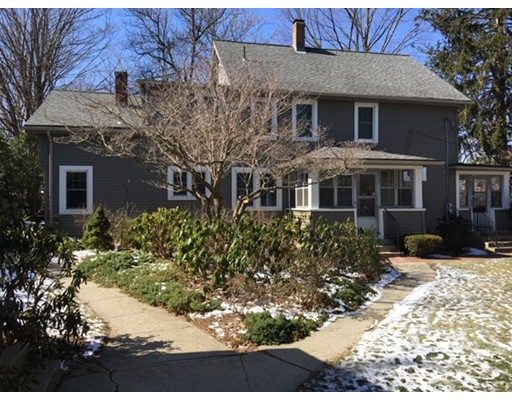 Single Family Home for Rent at 30 High Street 30 High Street East Longmeadow, Massachusetts 01028 United States