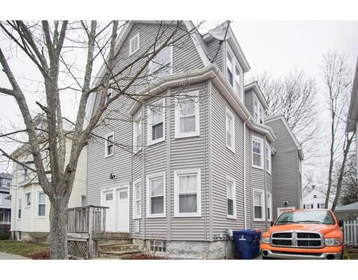Casa Unifamiliar por un Alquiler en 128 Armour Street 128 Armour Street New Bedford, Massachusetts 02740 Estados Unidos