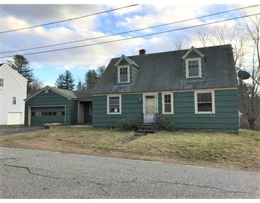 واحد منزل الأسرة للـ Sale في 35 Ramsdell Street 35 Ramsdell Street Warren, Massachusetts 01083 United States