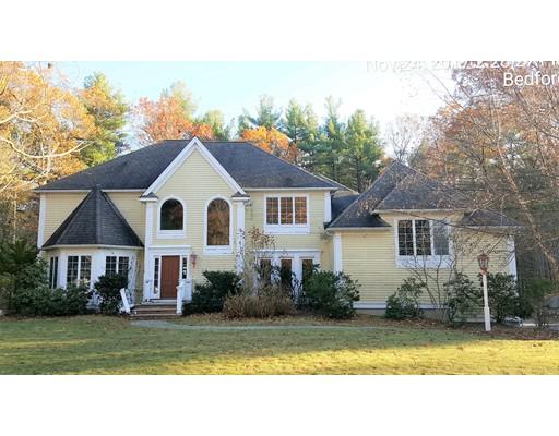 Частный односемейный дом для того Продажа на 33 Robinson Drive 33 Robinson Drive Bedford, Массачусетс 01730 Соединенные Штаты
