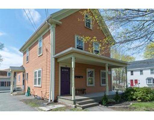 Appartement pour l à louer à 18 Pickering St #2 18 Pickering St #2 Danvers, Massachusetts 01923 États-Unis
