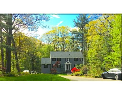 Частный односемейный дом для того Продажа на 309 Springs Road 309 Springs Road Bedford, Массачусетс 01730 Соединенные Штаты