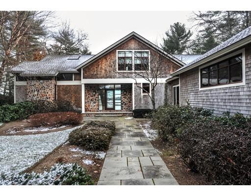 Single Family Home for Sale at 5 Sampsons Lane 5 Sampsons Lane Carver, Massachusetts 02330 United States